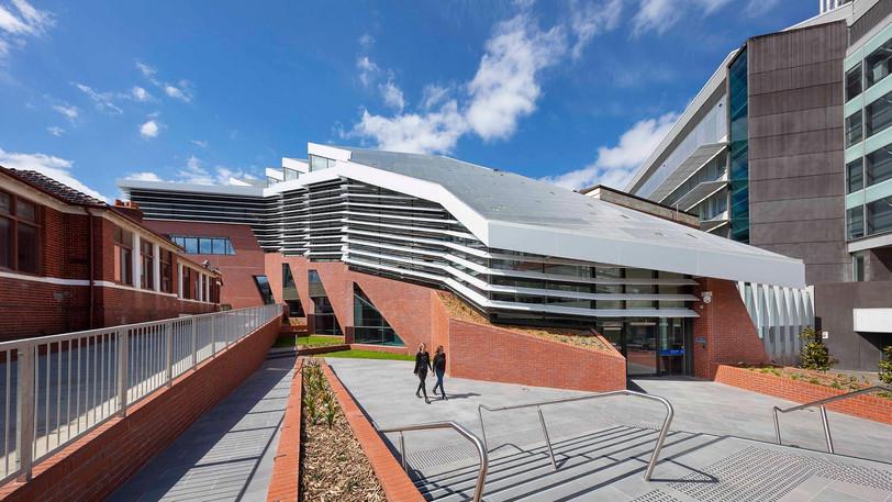 Bio21 Institute Nancy Millis Building, Melbourne