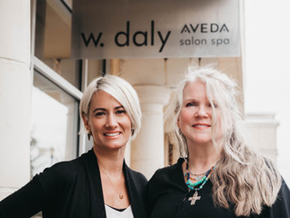 Bob Steele Salon Welcomes New Sister Brand: W. Daly Salon