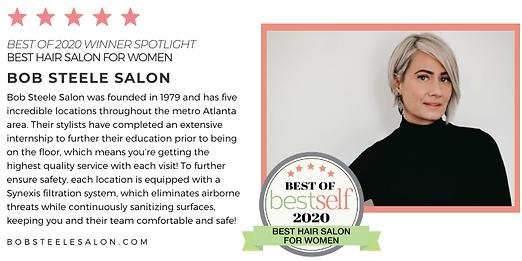 Best Hair Salon for Women 2020