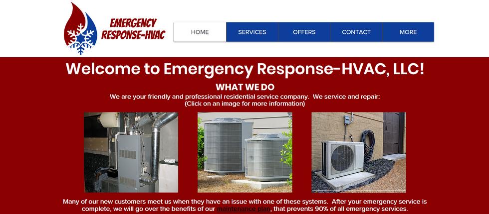 Emergency Response-HVAC, LLC.