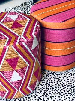 Hocker Upholstery