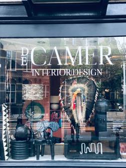 De CAMER window