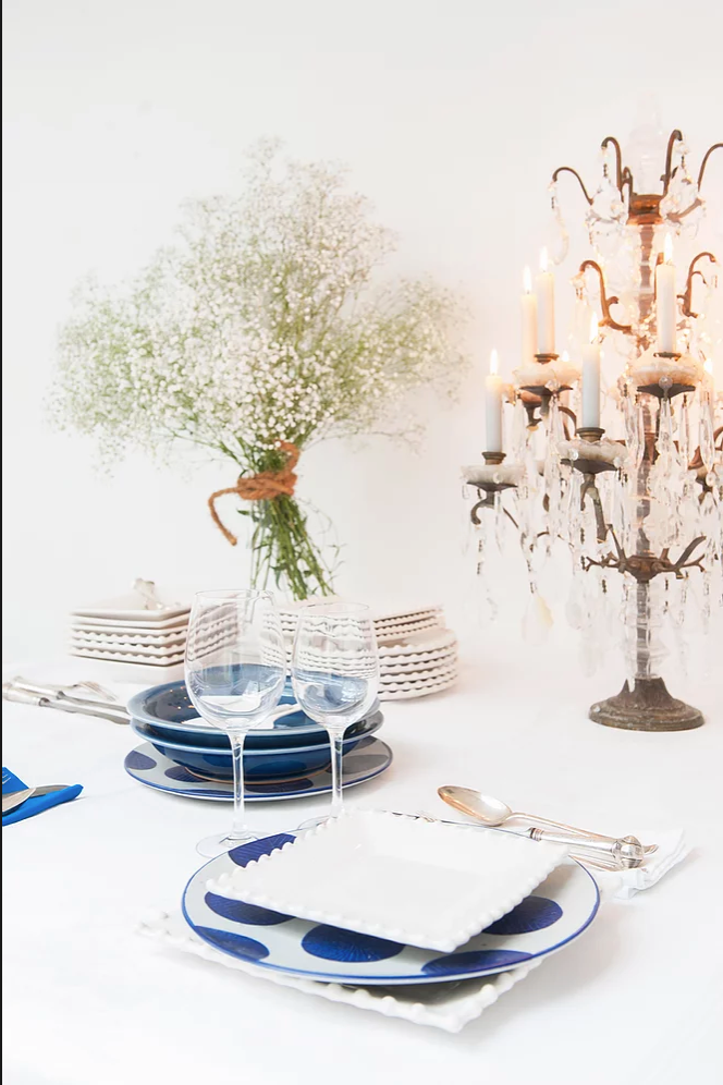 Styling diner eventspace