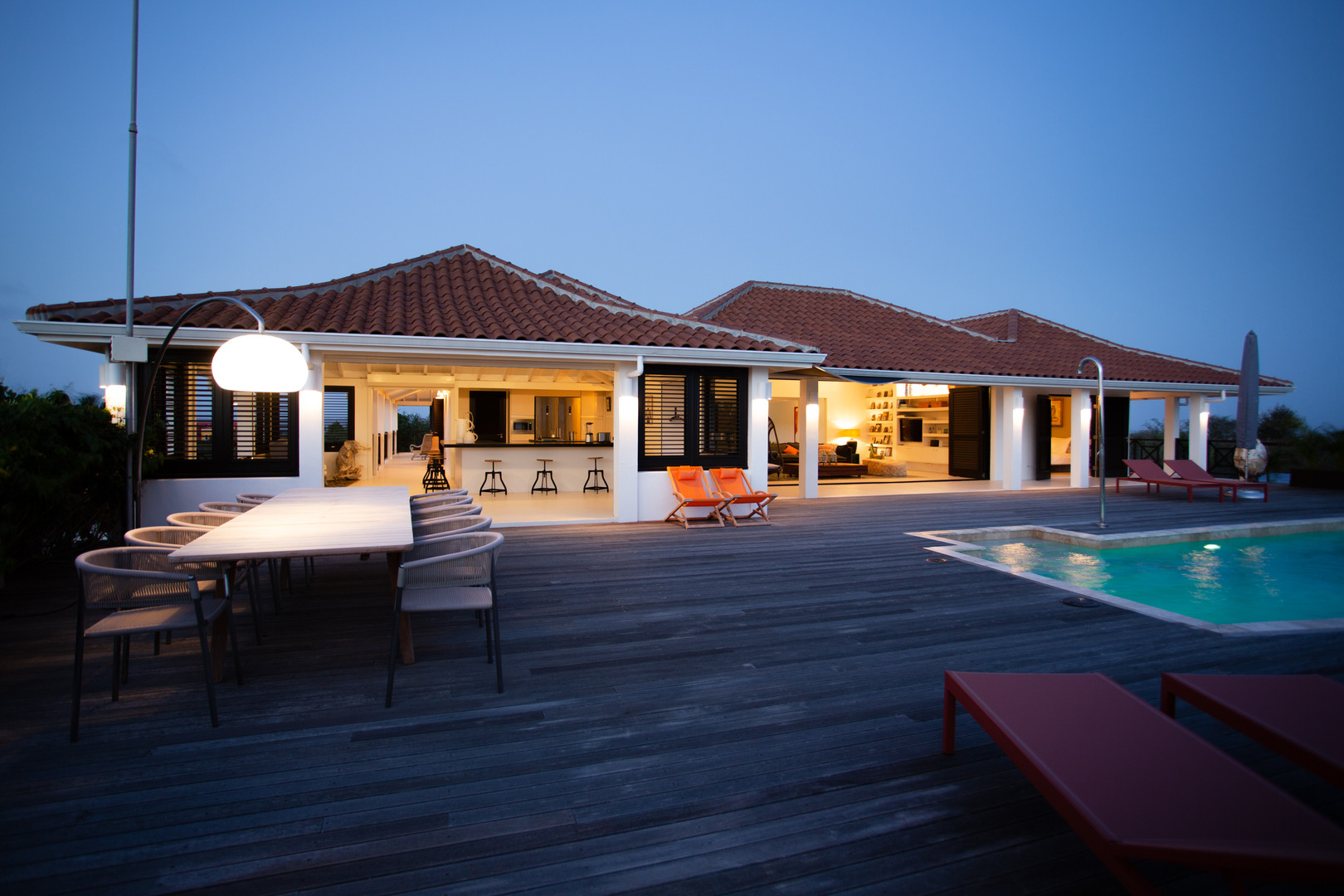Residential project Curacao