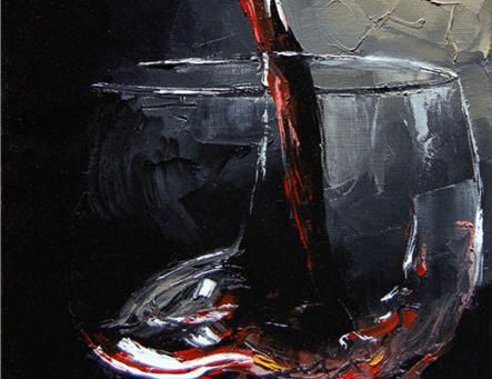 Poetry: Drowning In A Glass