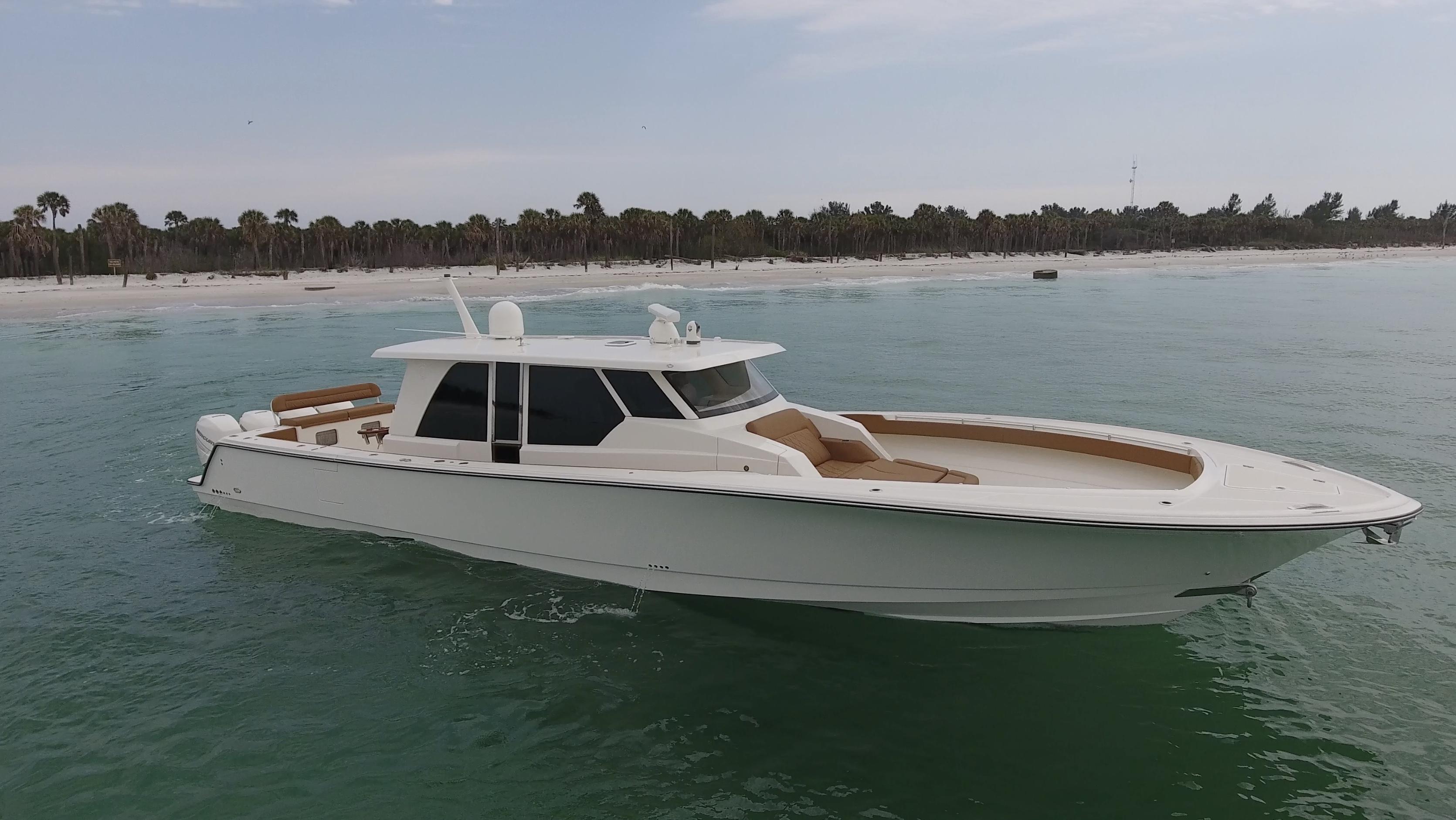 white 52 starboard profile