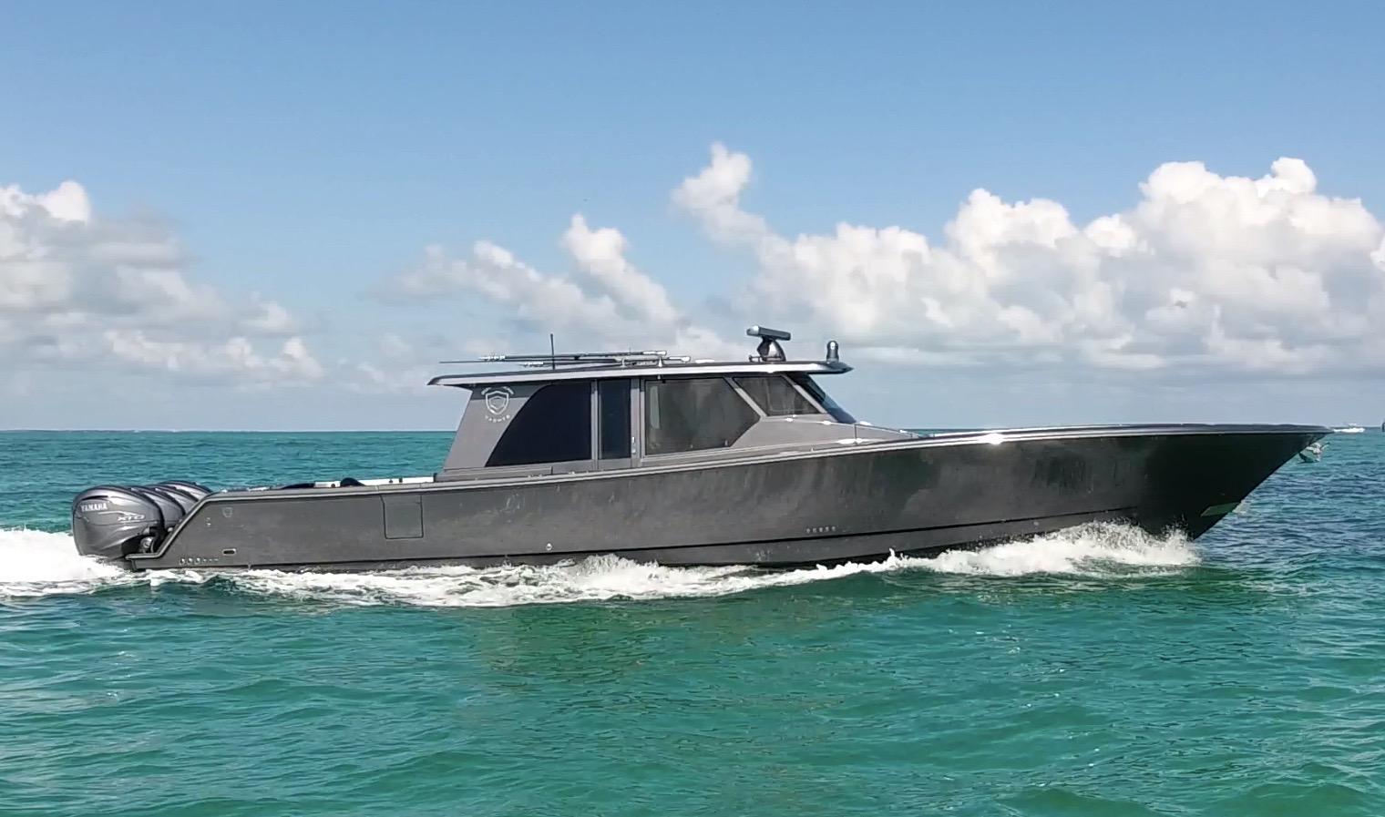 gulfstream yachts 52 alligator reef slow