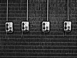 Vieux téléphones payants
