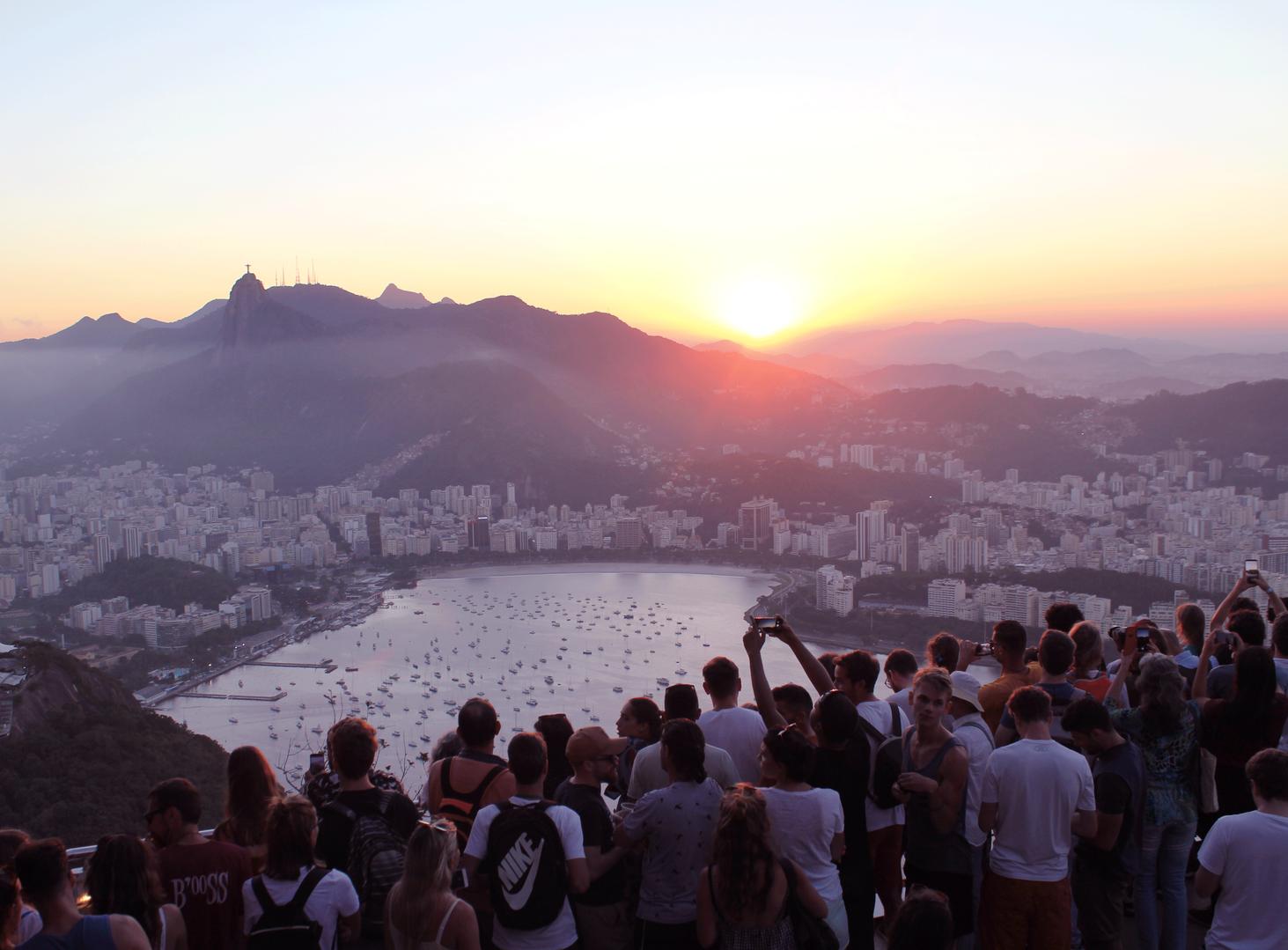 Pão de Açúcar, Rio de Janeiro. Brazil