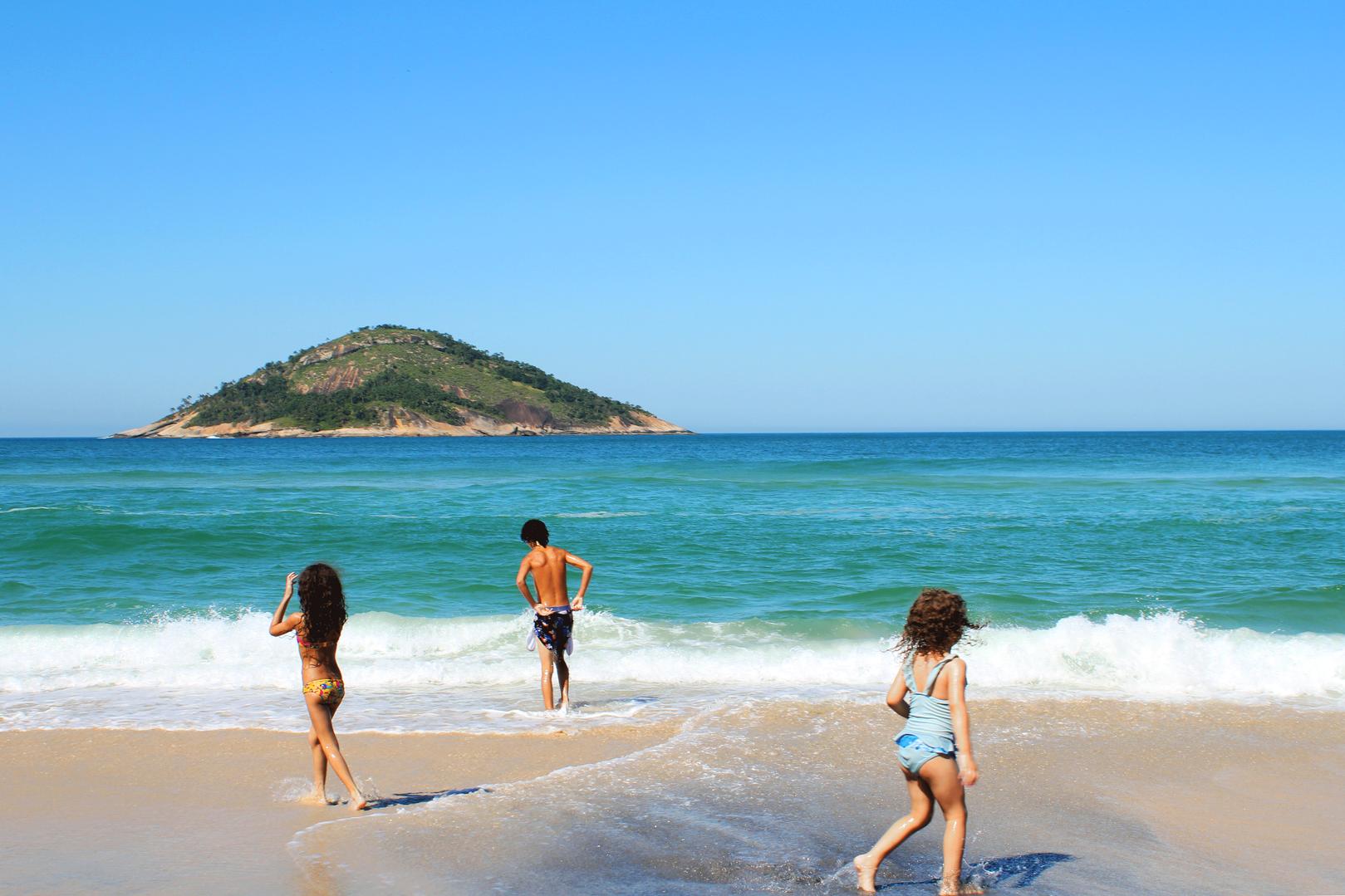 Praia de Grumari, Rio de Janeiro. Brazil