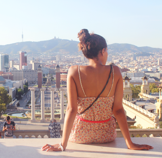 Torres Venecianes. Barcelona