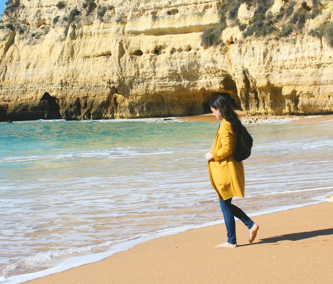 Carvoeiro, Faro. Portugal