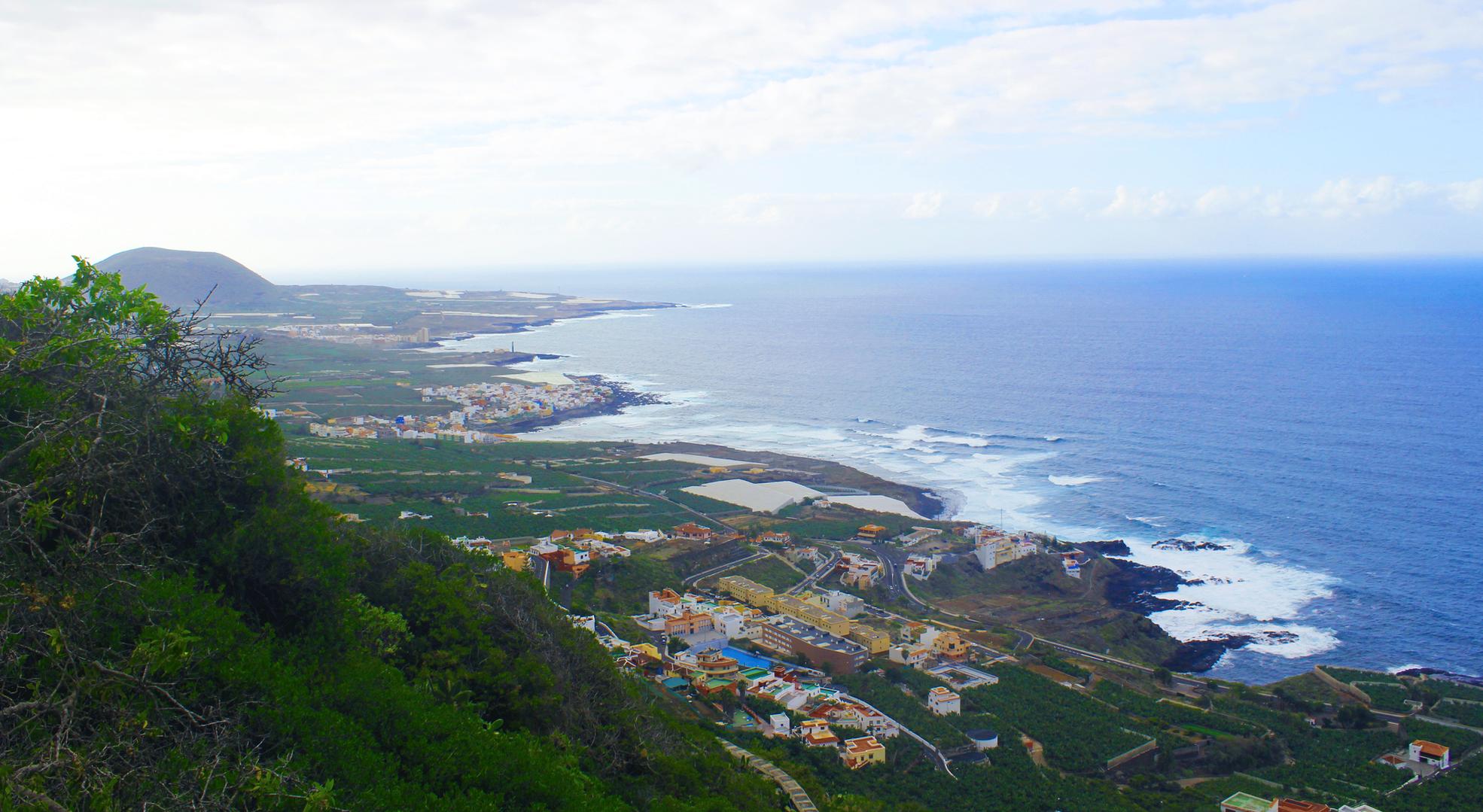 San Juan Del Reparo, Canary Islands.