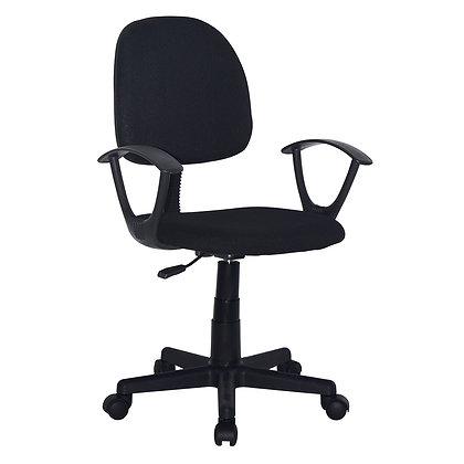 TODO OFFICE CHAIR BLK 60X56X94CM