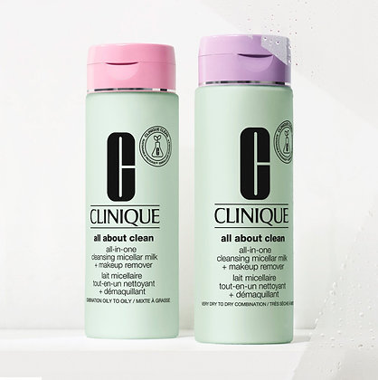 CLINIQUE ALL ABOUT CLEAN MILK  200ML