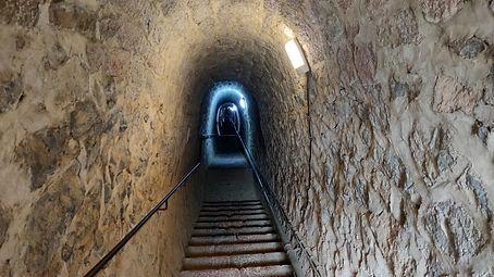 1. Tunel subterráneo a Fort Libéria.jpg