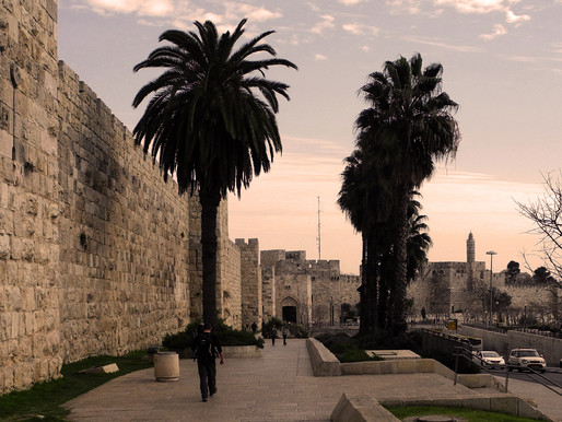 Jerusalema, ikhaya lami