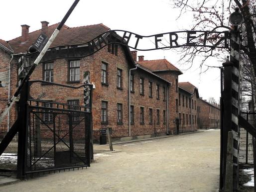Una colilla puede incendiar un bosque. Auschwitz, Polonia.