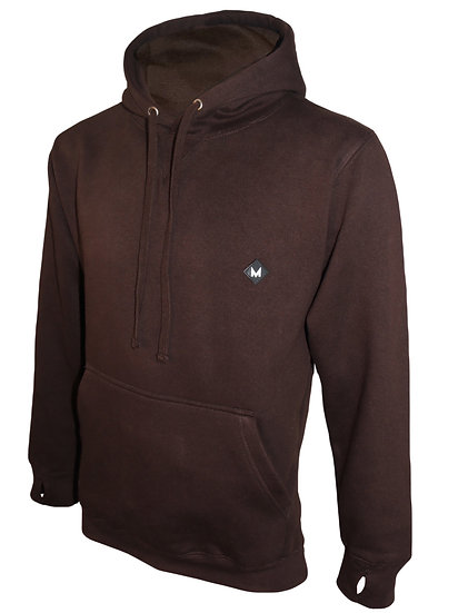 Chocolate Brown Hoodie