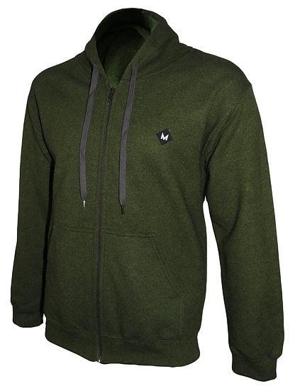 Heavy blend vintage classic Full-zip hoodie