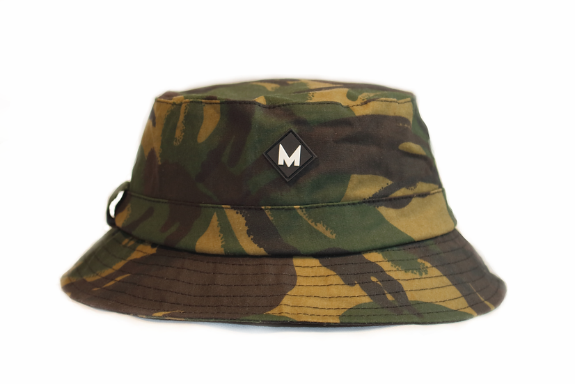 DPM Wax Bucket Hat