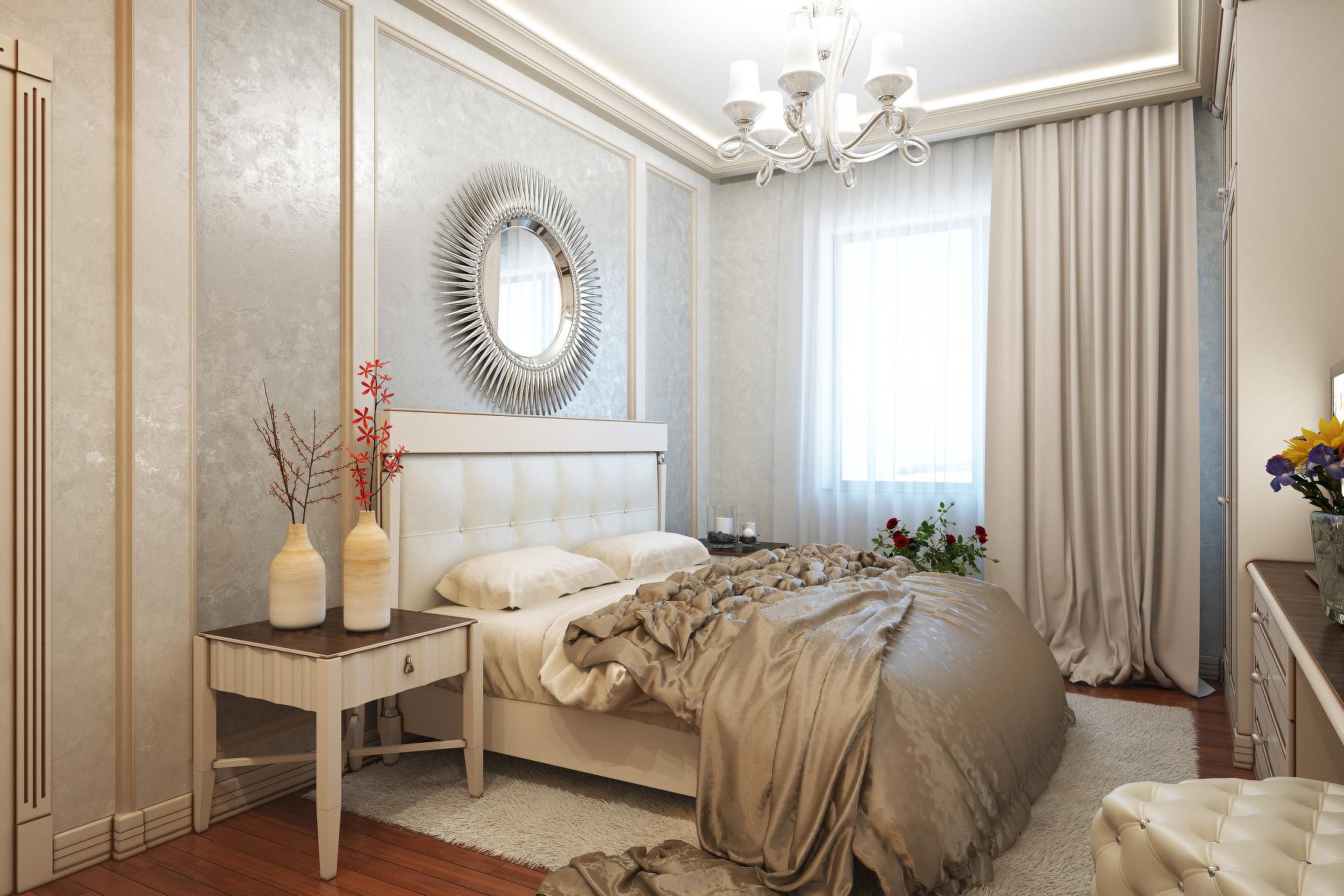 Спальня 001 2 пост