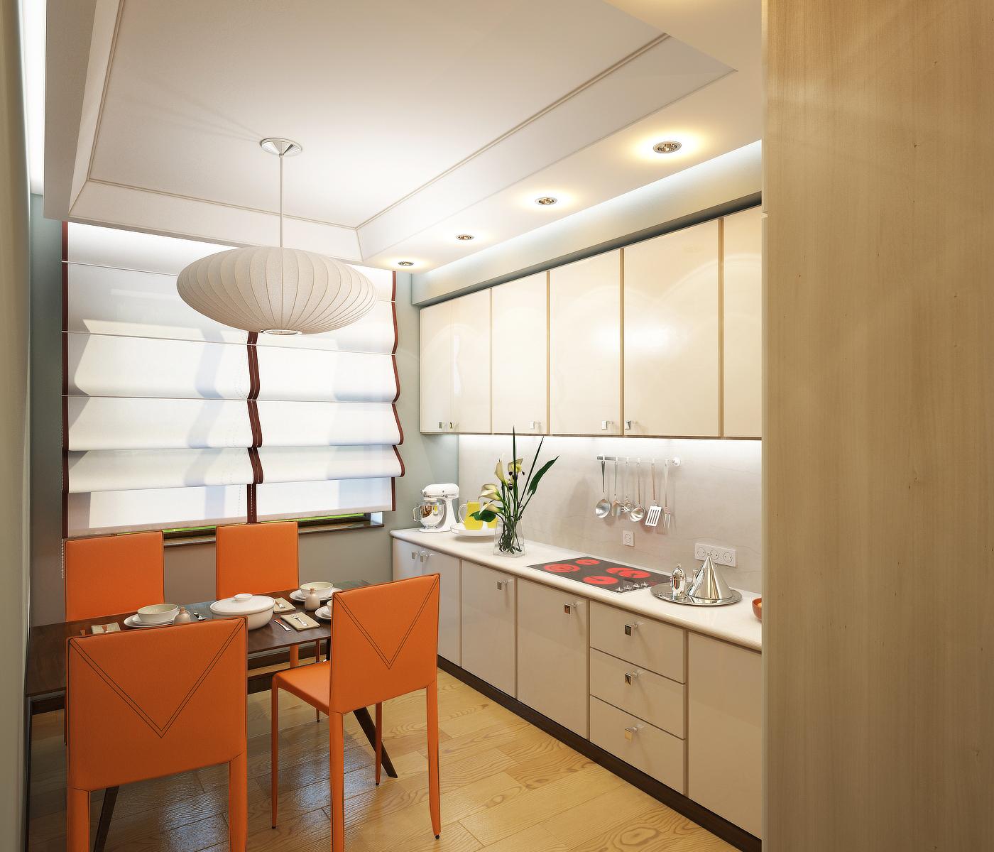 Кухня 001 пост