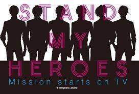 Stand My Heroes | Anunciado equipe da adaptação em anime do jogo.