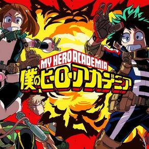 My Hero Academia   Anime promove o serviço de filtragem antipirataria do governo