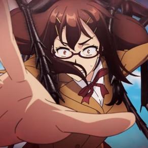 Kyochū Rettō:Ilha dos Insetos Gigantes | Novo anime de terror para os corajosos!