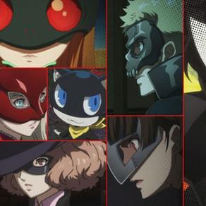Persona 5, o Animation: Stars and Ours | Anime terá especial em março!