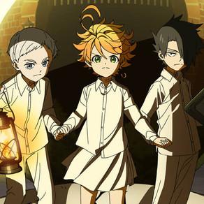 Yakusoku no Neverland | Por que você deveria estar assistindo esse anime