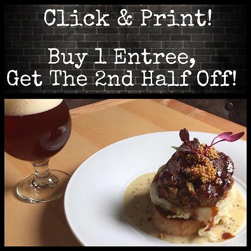 Nomad Grill Buy One Get One | Detroit Restaurant Deals