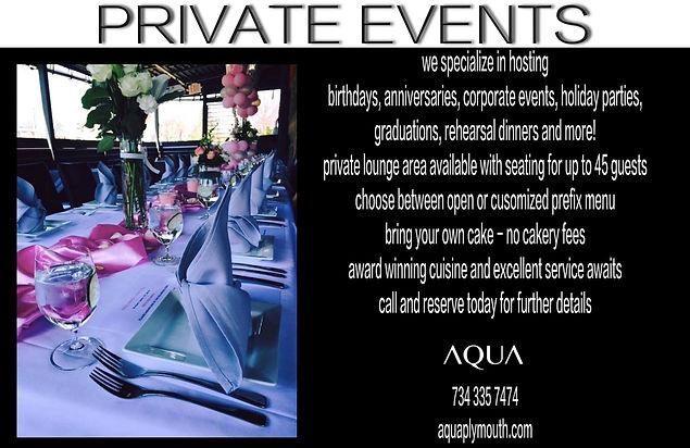 Best private events and parties in Plymouth, Michigan