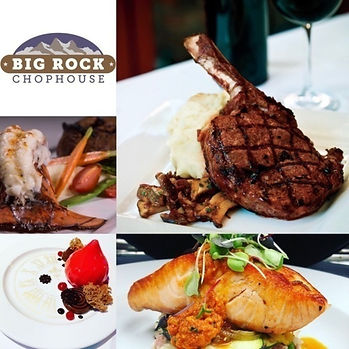 Best Steakhouses in Detroit | Big Rock C