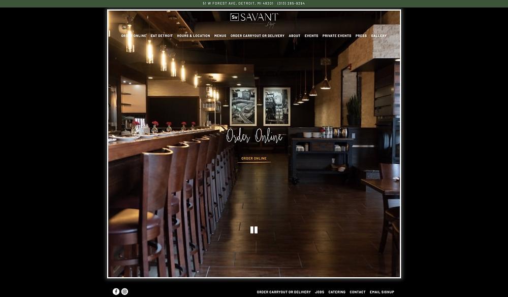 Midtown and Downtown Detroit's best restaurants | Savant