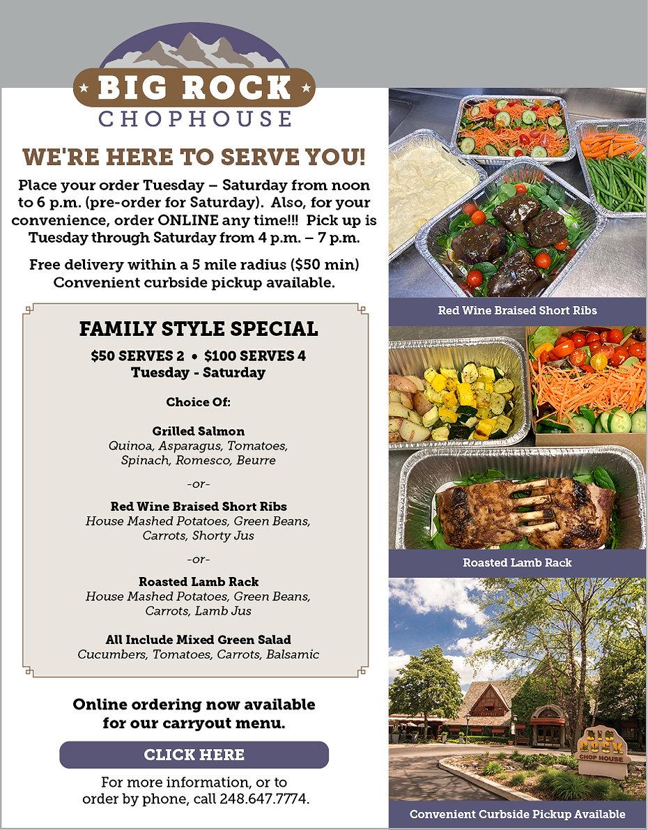 Best restaurants in Birmingham, Michigan | Big Roch Chophouse