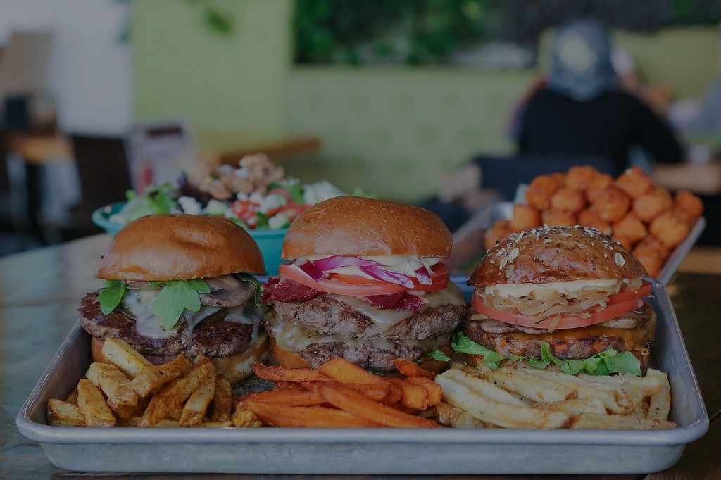 Best burgers in Detroit