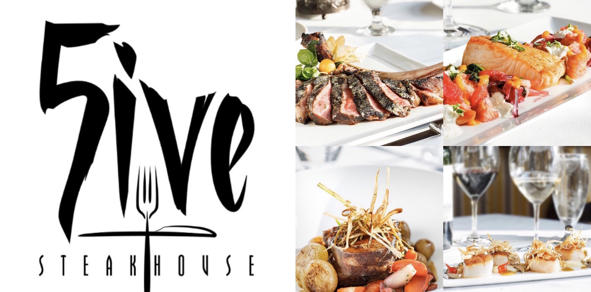 5ive Steakhouse | Best of Detroit