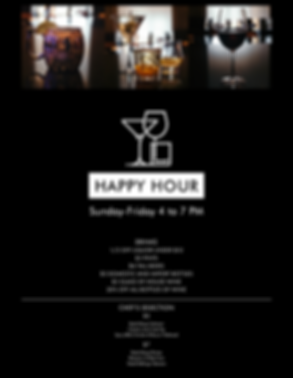 Best happy hour in Detroit