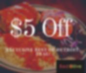 Detroit restaurant deals | Red Olive