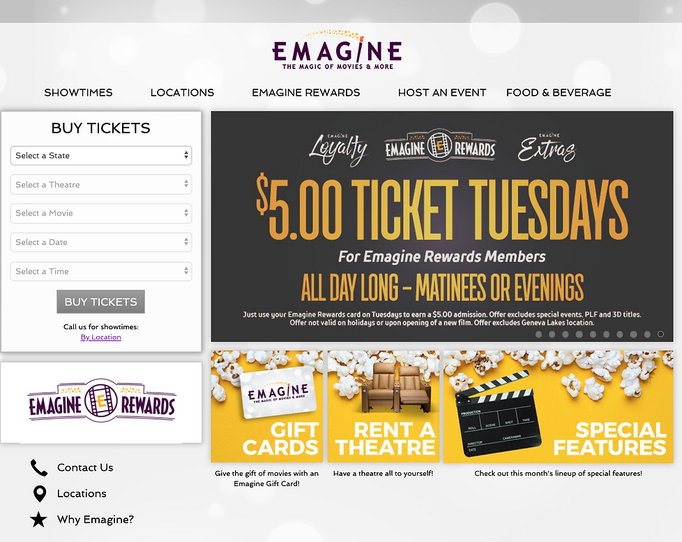 Best movie theaters in Detroit | Emagine Theatres