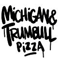 Michigan and Trumbull Pizza in Downtown Detroit | Best of Detroit Restaurant Carryout Guide