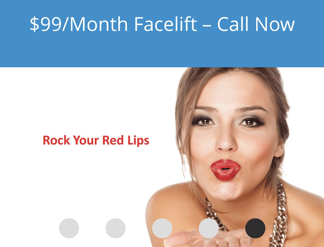 Rock Your Red Lips