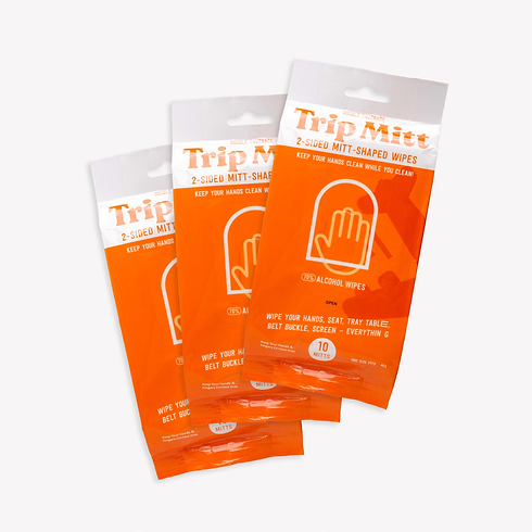 The best airplane and travel cleaning product in the world