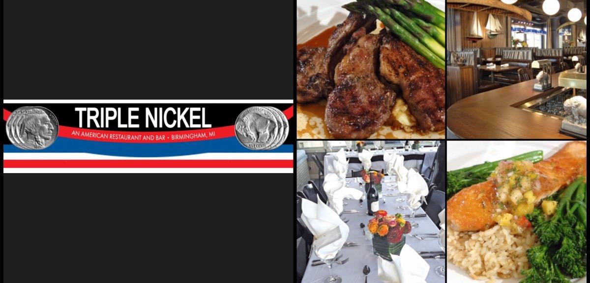 Triple Nickel | Best of Detroit
