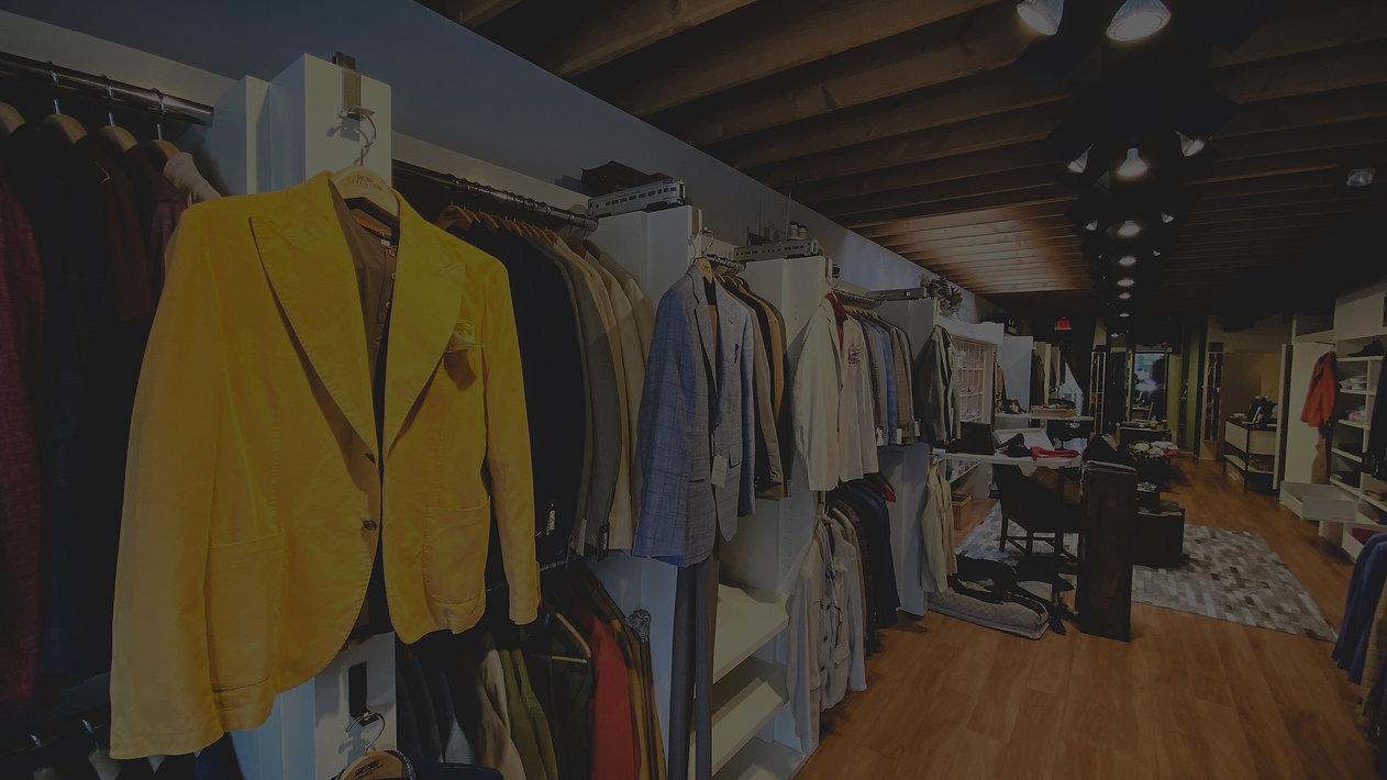 Best of Detroit men's clothing   Carl Sterr by Design in Birmingham, Michigan