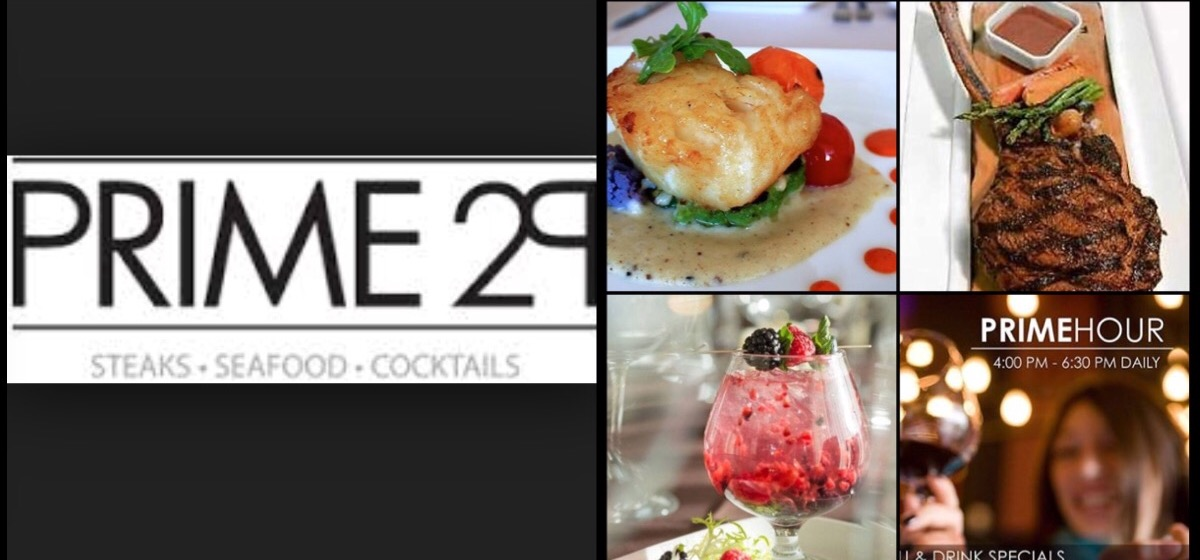 Prime 29 Steakhouse Best of Detroit