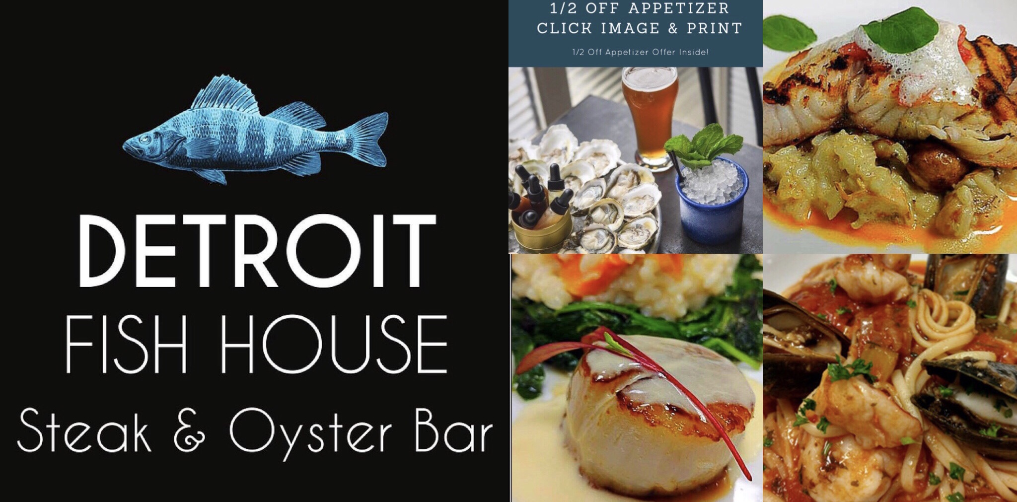 Detroit Fish House | Best of Detroit