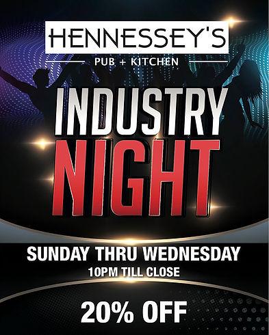 Hennessey's Pub + Kitchen Daily Specials | Best Detroit entertainment